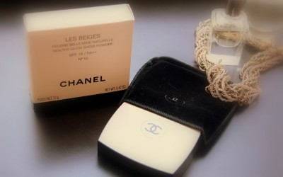 Chanel Les Beiges Healthy Glow Sheer Powder – atsauksme