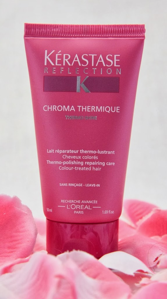 Kerastase Chroma Thermique leave-in – atsauksme