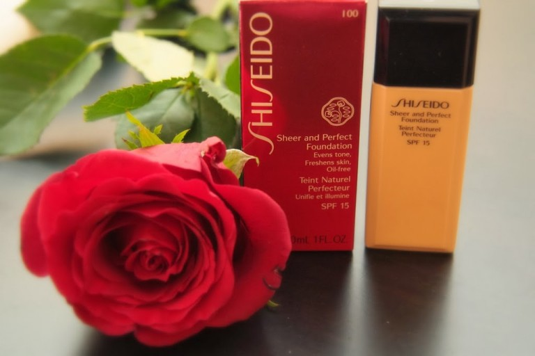 Shiseido Sheer and Perfect Foundation – tonālais krēms ikdienai