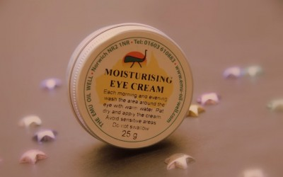Emu Oil Well Moisturising Eye Cream – atsauksme