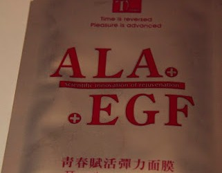T.T. ALA + EGF Youth Regaining Mask
