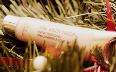 Atsauksme: The Body Shop Radiant Highlighter