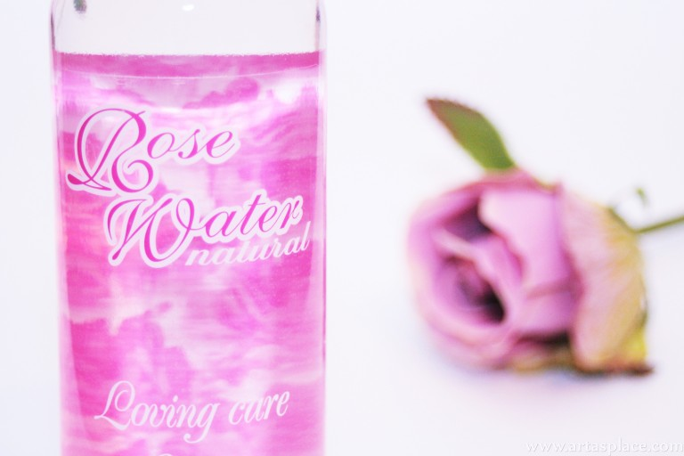 Expo Beauty 2015 ziņas: Rose Water Natural