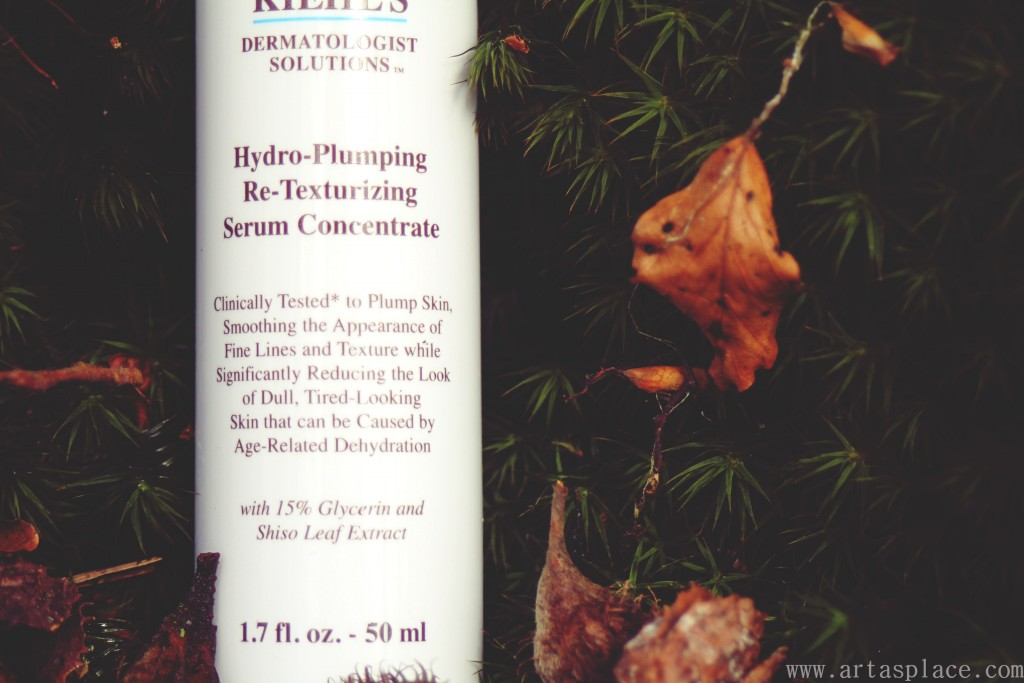 Kiehl's Hydro - Plumping Re-Texturizing Serum Concentrate
