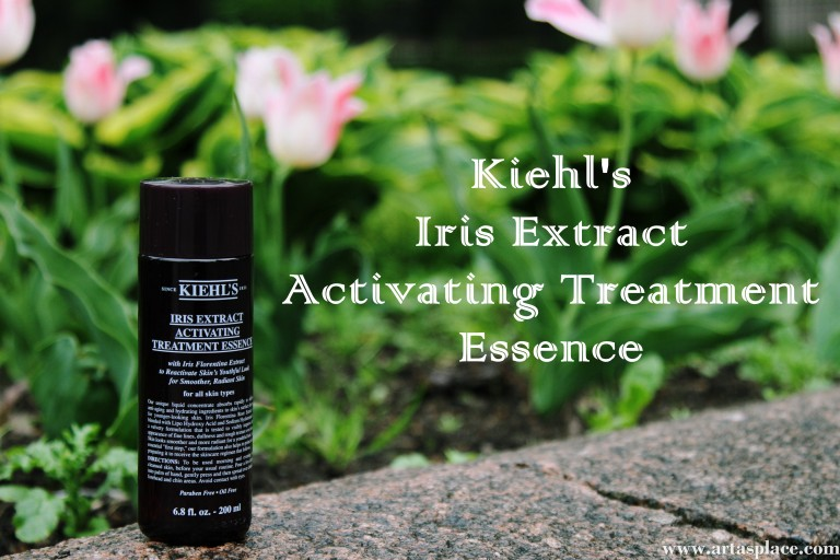 Atsauksme: Kiehl's Iris Extract Activating Treatment Essence