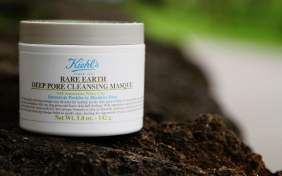 Atsauksme: Kiehl's Rare Earth Deep Pore Cleansing Masque