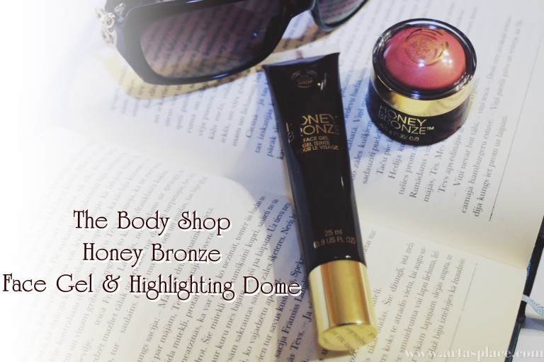 Zīmolu jaunumi: The Body Shop Honey Bronze želeja sejai un vaigu sārtums