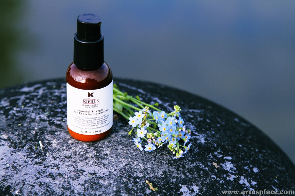 Powerful - Strenght Line - Reducing Concentrate kiehls