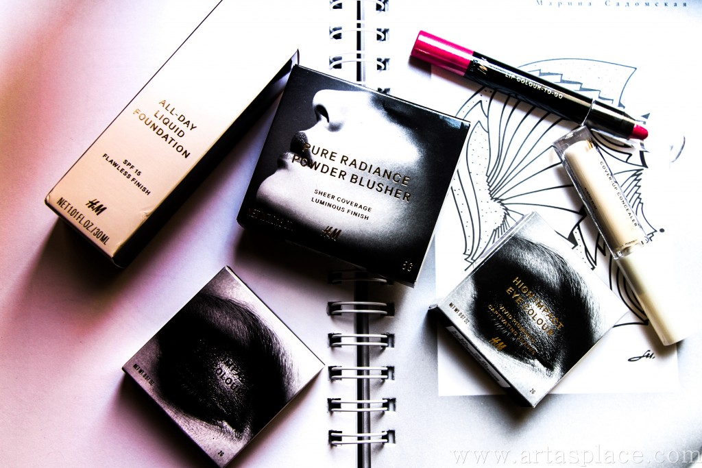 H&M Beauty review and first impressions