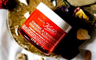 Jaunums no Kiehl's: Turmeric and Cranberry Seed Energizing Radiance Masque