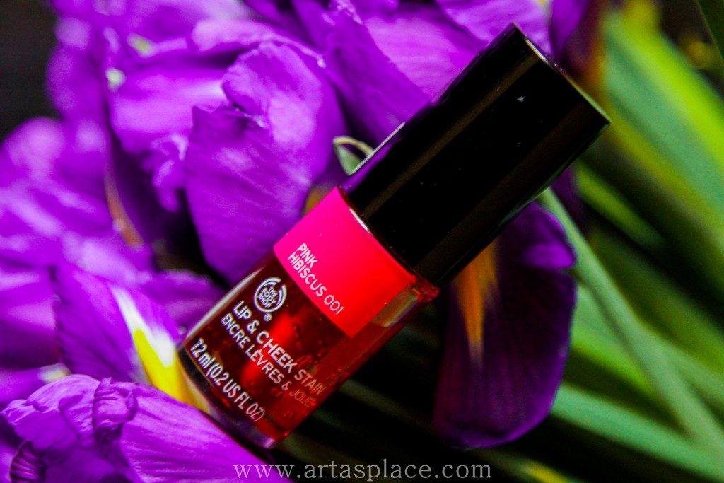 The Body Shop Lip and Cheek Stain new