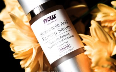 Atsauksme: NOW SOLUTIONS Hyaluronic Acid Firming Serum