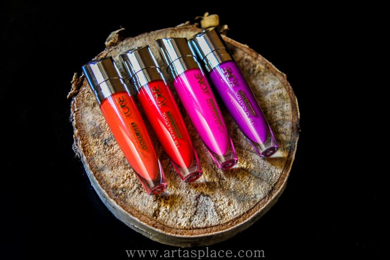 Oriflame The One Lip Sensation Vinyl Gel lūpu lakas