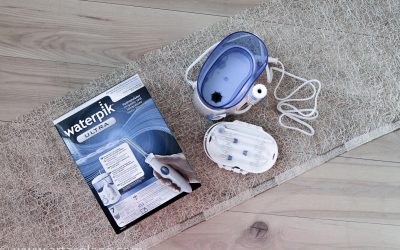 Waterpik mutes irigators Ultra WP-100 koptākiem zobiem